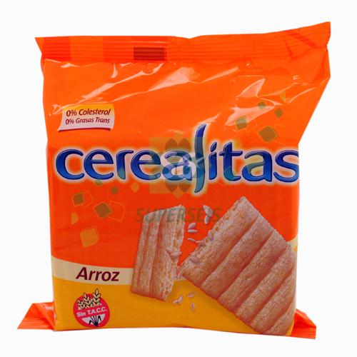 TOSTADAS CEREALITAS ARROZ 160 GR