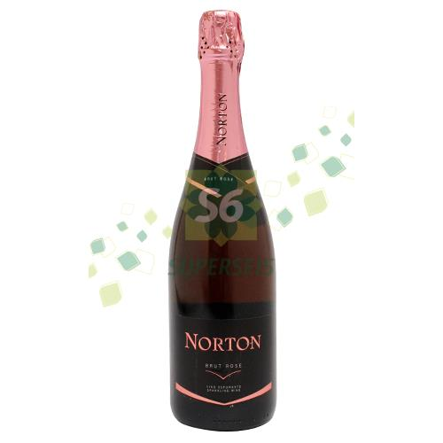 Foto VINO ESPUMANTE BRUT ROSE 750ML NORTON BOT de