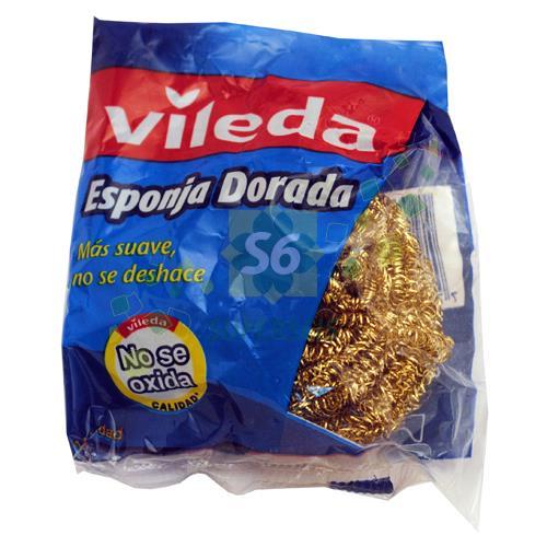 Foto LANA VILEDA DORADA 8X12 de