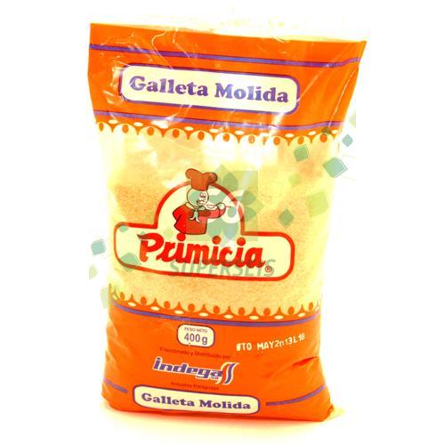 Foto GALLETA MOLIDA PRIMICIA 40 de