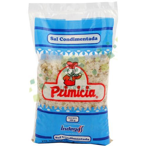Foto SAL CONDIMENTADA PRIMICIA 400 GR PRIMICIA de