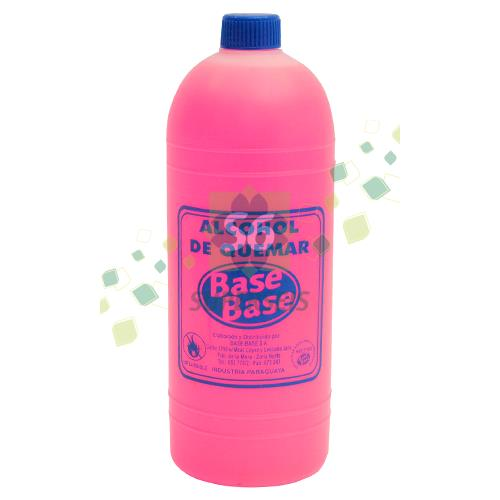 Foto ALCOHOL BASE BASE BOTELLA PLA. 1 LITRO de