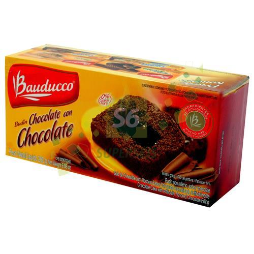 Foto BUDIN CHOCOLATE BAUDUCCO PAQUETE 280 GR de
