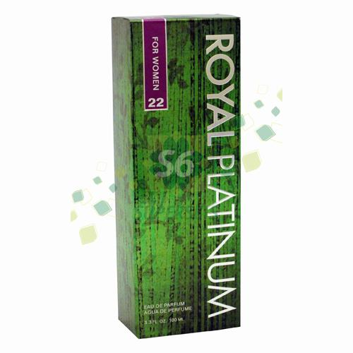 Foto FRAGANCIA ROYAL FRASCO 100 ML POI de