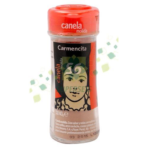 Foto CANELA MOLIDA CARMENCITA FRASCO 40 GR de