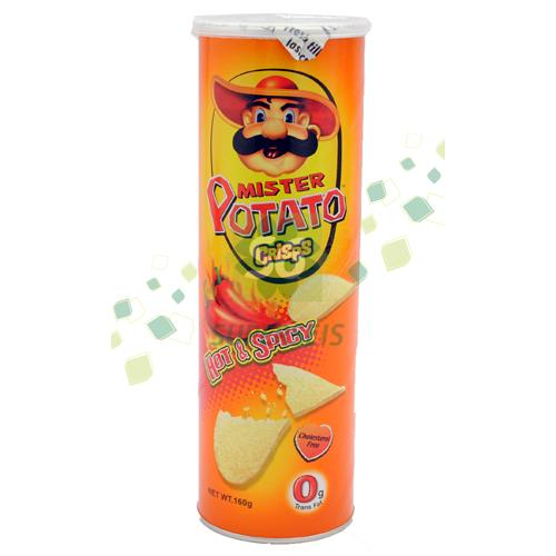 Foto PAPA FRITA MR POTATO HOT&SPICY 160 GR de