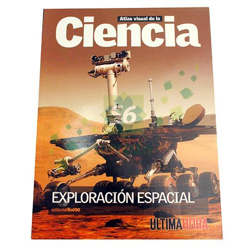 Foto ATLAS VISUAL DE LA CIENCIA de