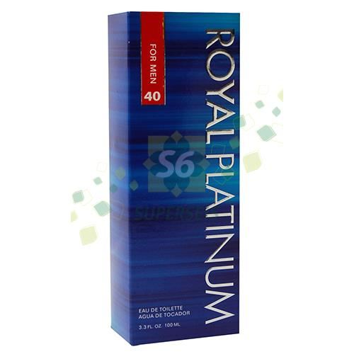 Foto FRAGANCIA ROYAL FRASCO 100 ML POL de