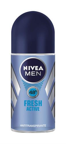 Foto NIVEA DESODORANTE ROLL ON FMFRESH ACTIVE 50ML de