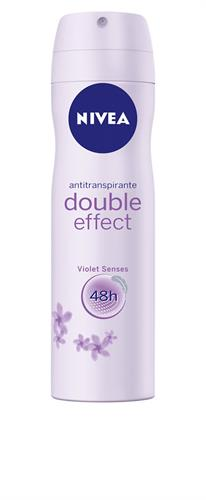 Foto DESODORANTE NIVEA DEO SPRAY 150ML DOUBLE EFFECT de