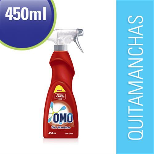 Foto QUITAMANCHAS LIQ PRE LAVADO 450ML OMO GAT de