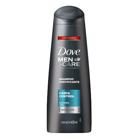 SHAMPOO ANTICASPA 400ML DOVE MEN PLAS