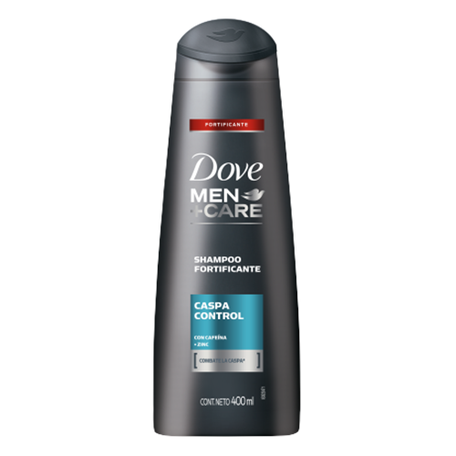 Foto SHAMPOO ANTICASPA 400ML DOVE MEN PLAS de