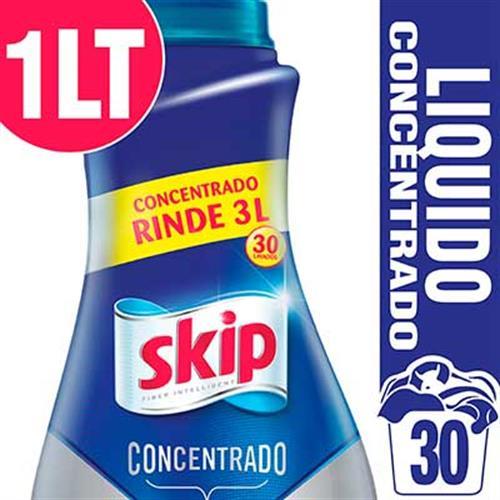 Foto JABON LIQUIDO SKIP 1 LITRO de