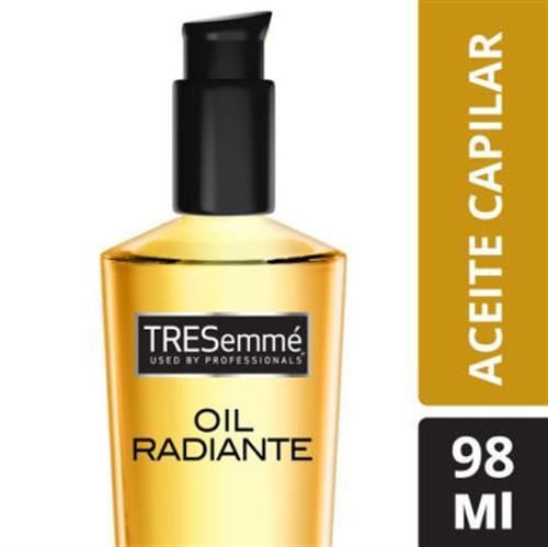 Foto TRATAMIENTO OLEO CAPILAR OIL RADIANTE 98ML TRESEMME de