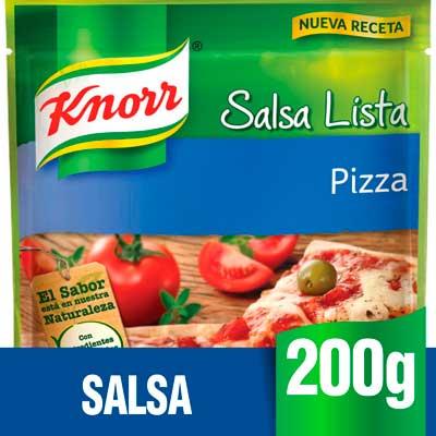 SALSA PARA PIZZA 36X200GR KNORR DOYPACK