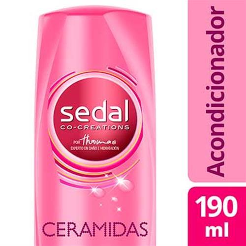 Foto ACONDICIONADOR CERAMIDAS FCO 190ML 1UN SEDAL  de