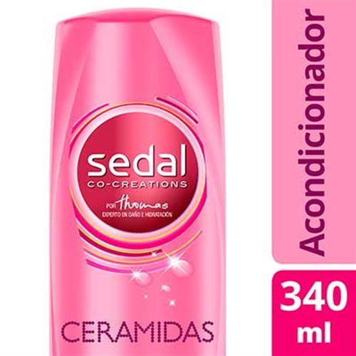 Foto ACONDICIONADOR CERAMIDAS FCO 340ML 1UN SEDAL  de