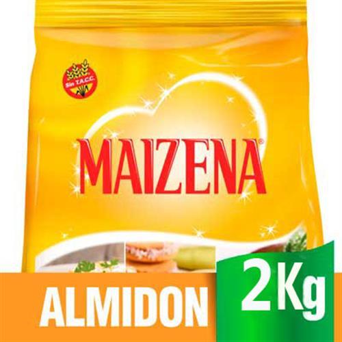 Foto ALMIDON DE MAIZ 2KG MAIZENA BSA de