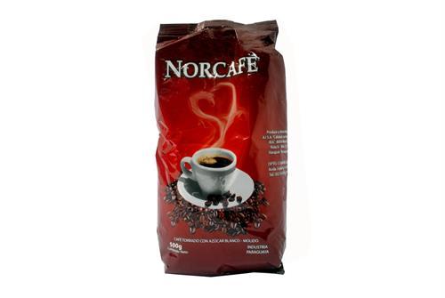 Foto CAFE TORRADO MOLIDO 500GR NORCAFE PAQUETE  de