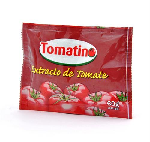 Foto EXTRACTO DE TOMATE 60GR TOMATINO DOYPACK de