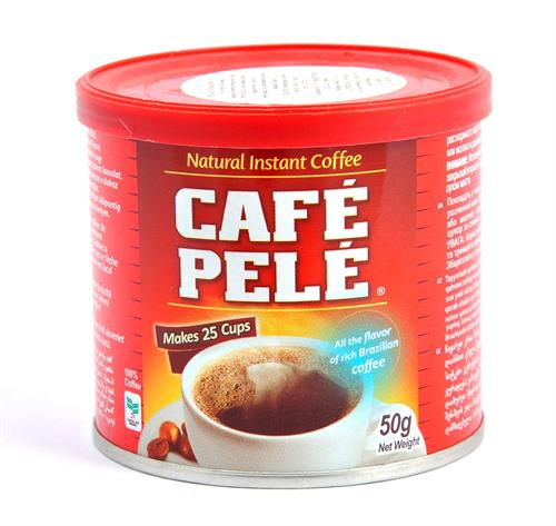 Foto CAFE SOLUBLE 50GR CAFE PELE LATA de