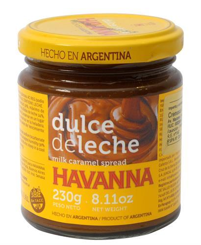 Foto DULCE DE LECHE 230GR HAVANNA FRA de