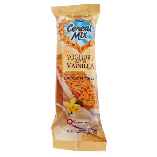 Foto CEREAL MIX YOGURT VAINILLA 28G de