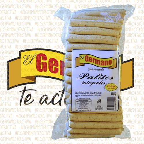 Foto PALITO INTEGRAL EL GERMANO 200 GR de