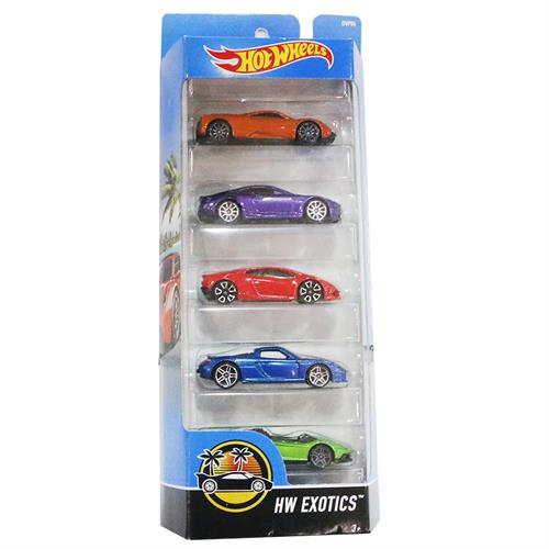 Foto AUTITOS HOT WHEELS X5 1 UNIDAD  de