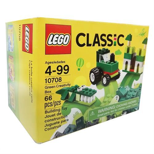 Foto JGO P/ ARMAR GREEN CREATIVITY BOX LEGO REF 10708 CJA  de