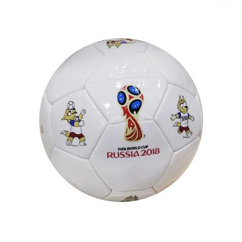 Foto PELOTA NRO 5 FIFA MASCOTA RUSIA 18 ARGOS S/E  de