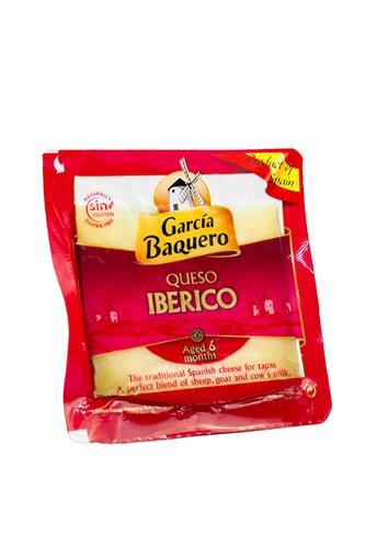 Foto QUESO IBERICO CURADO 150GR AL VACIO GARCIA BAQUERO EN V de