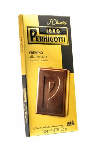 Foto CHOCOLATE CREMINO EN BARRA 100 GR PERNIGOTTI CAJA  de