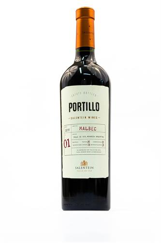 Foto VINO EL PORTILLO MALBEC 750 ML de