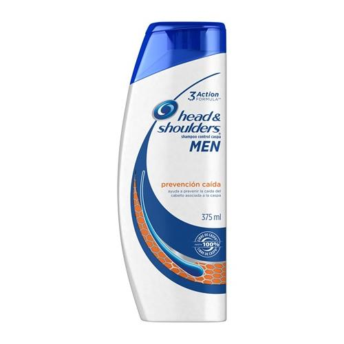 Foto SHAMPOO PROTECCION CAIDA 375ML HEAD SHOULDERS FCO de
