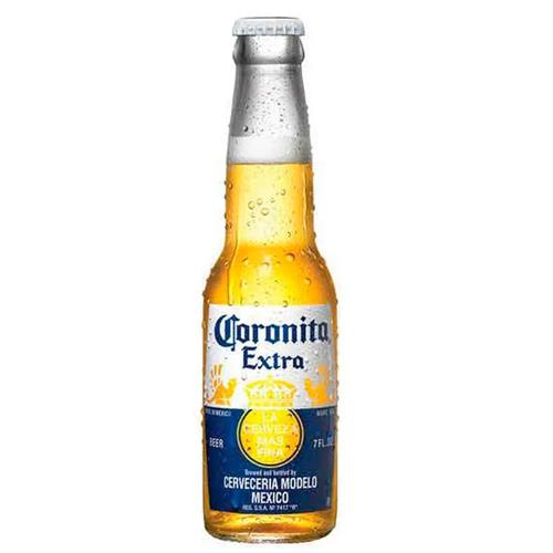 Foto CERVEZA DESCARTABLE 207ML CORONA BOT de