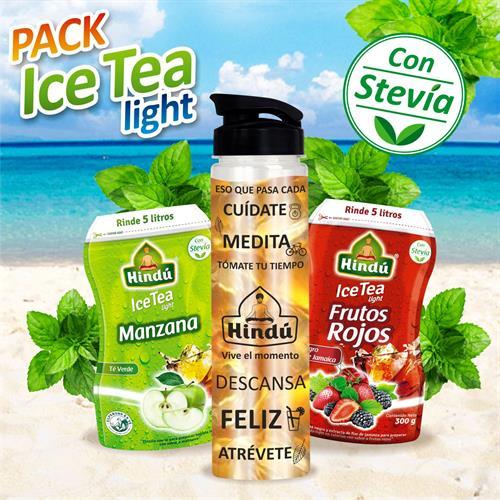 Foto TE SURTIDO ICE TEA 5LT / BOT GRATIS CJA PACK  de
