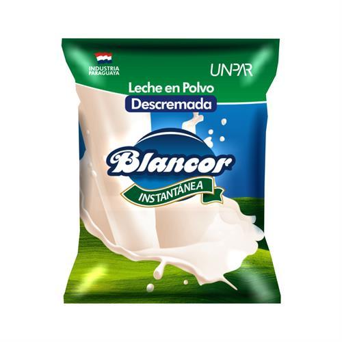 Foto LECHE EN POLVO DESCREMADO 800GR BLANCOR BSA de