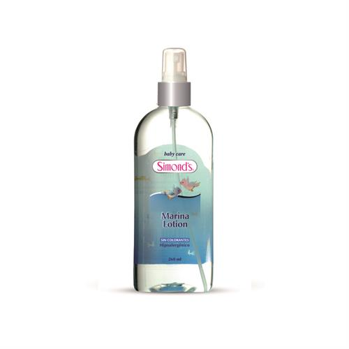 Foto COLONIA MARINA LOTION 260ML HIPOALERGENICO SIMONDS PLAS de