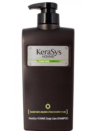 Foto SHAMPOO SCALP CARE ANTI CASPA HOMME 550 ML KERASYS de