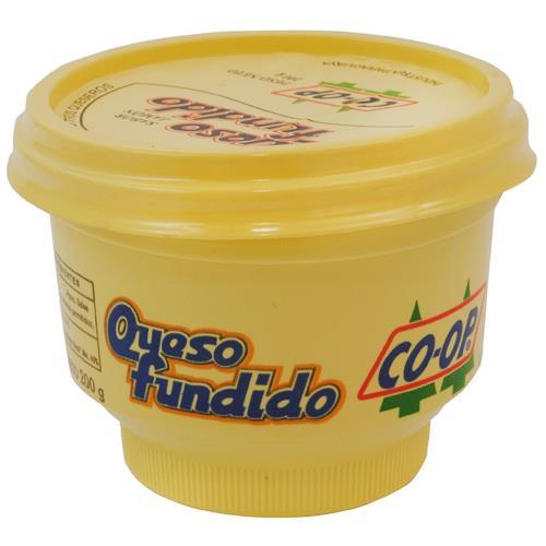 Foto QUESO COOP FUNDIDO POTE 200 GR de