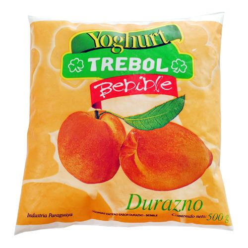 Foto YOGURT TREBOL SACHET 500 ML. DUR de