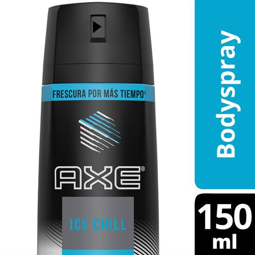 Foto DESODORANTE BODYSPRAY ICE CHILL FRIO 150ML AXE de