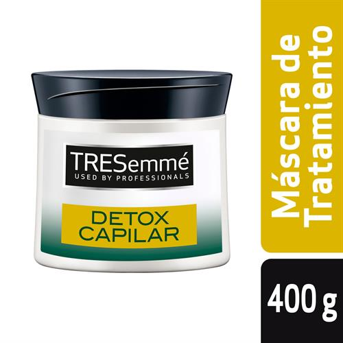 Foto MASCARA TRATAMIENTO DETOX CAPILAR 400GR TRESEMME FCO de