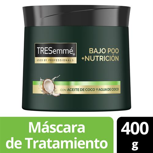 Foto MASCARA DE TRATAMIENTO BAJOPOO NUTRICION 400GR TRESEMME FCO de