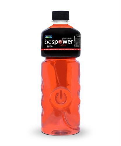 Foto BEBIDA ISOTONICA LICHI POWER TURBO 660ML BES BOT de