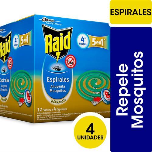 Foto ESPIRAL 5EN1 RAID BSA de