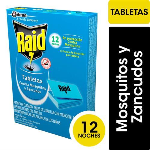 Foto RAID TABLETAS 12 UNIDADES . de