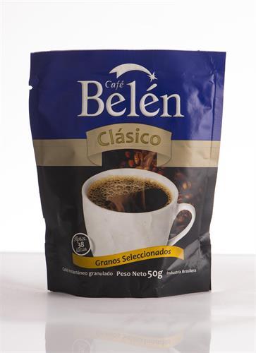 Foto CAFE BELEN SOLUBLE CLASICO 50 GR POUCH de